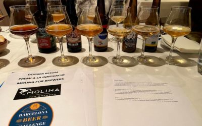 Successful registration for the Barcelona Beer Challenge